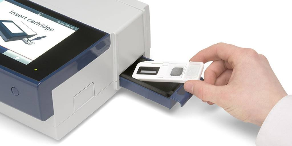 Video: introducing the Intelligent Fingerprinting Drug Screening System