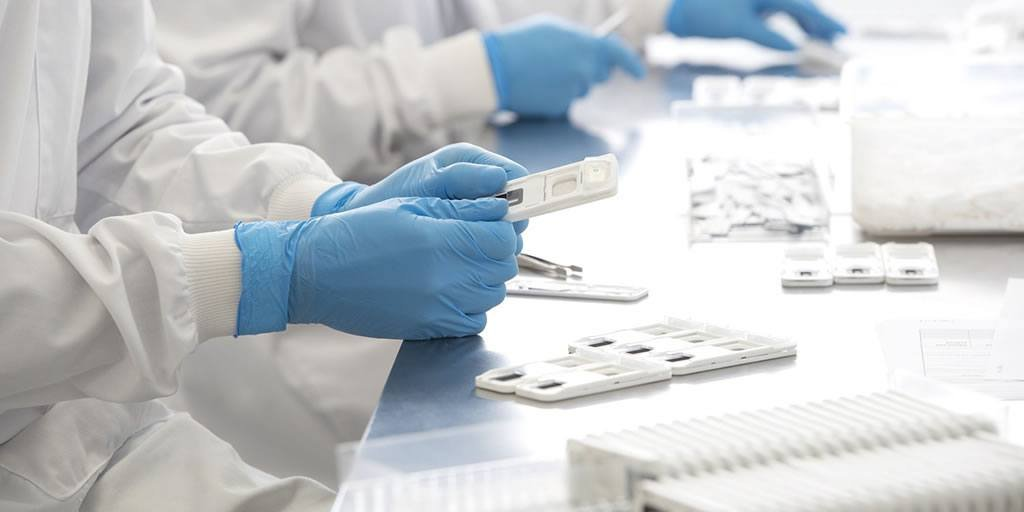 Europlaz to produce critical components for fingerprint drug test cartridge