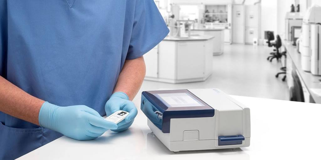 Fingerprint drug test works on the living and deceased