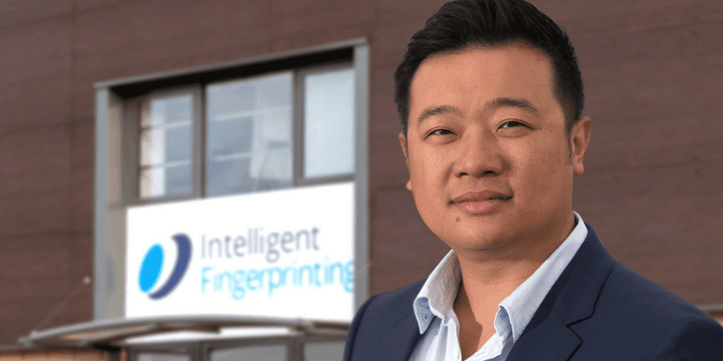Press Release: Intelligent Fingerprinting strengthens R&D team with appointment of Alan Pang