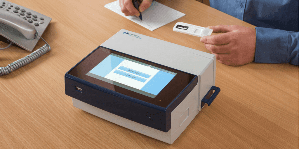 Norfolk Recovery Partnership trials revolutionary fingerprint drug test to support rehab programmes