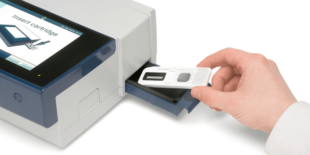 Video: How to use the Intelligent Fingerprinting Drug Screening System