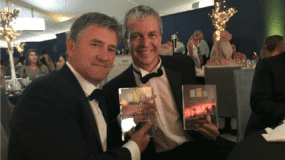 Fingerprint drug test innovator wins at 2018 SME Cambridgeshire Business Awards!