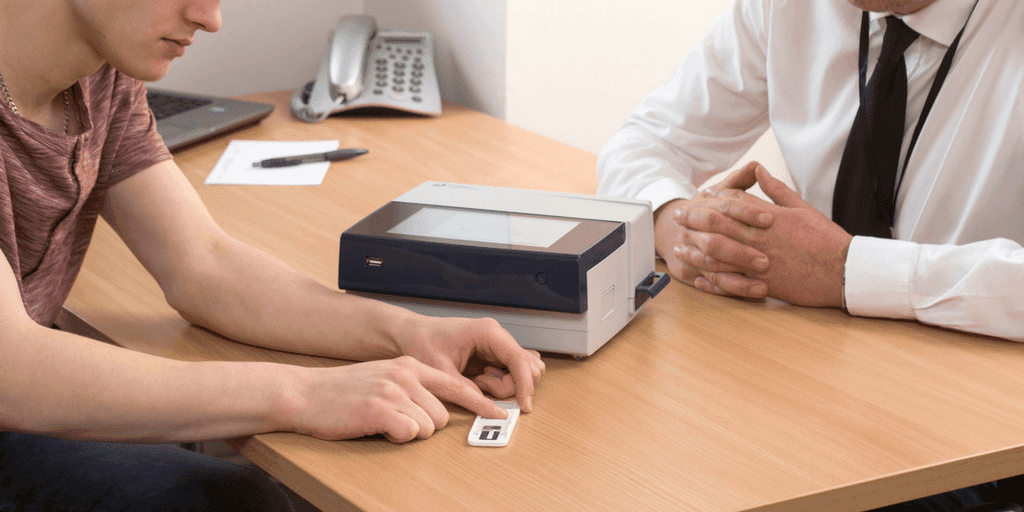 New fingerprint drug test supports HR teams in UK to promote healthier, safer workplaces