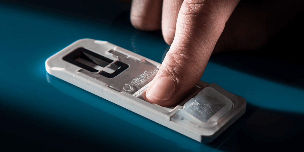 Drug testing at our fingertips: Harrow pioneers fingerprint drug tests