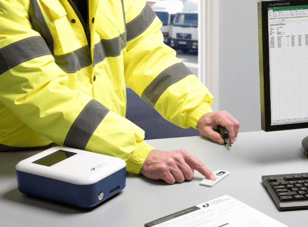 Fingerprint Drug Test System Workplace drug testing