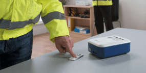 Chasetown Civil Engineering Ltd rolls out fingerprint drug testing for Health & Safety