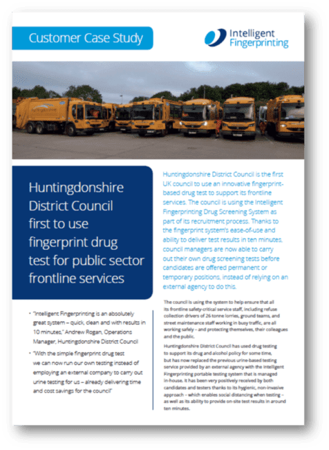 Huntingdonshire Council Case Study