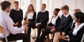 Safer, socially-distant drug testing for schools