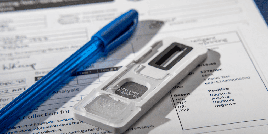 Simple, Reliable Drug Testing At Your Fingertips