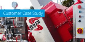 Case Study: Public Sewer Services