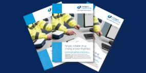 Intelligent Fingerprinting Drug Testing Product Brochure